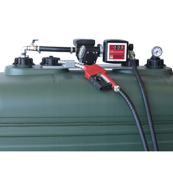 Equipo suministro gassoil 21209 BOMBAS METAL
