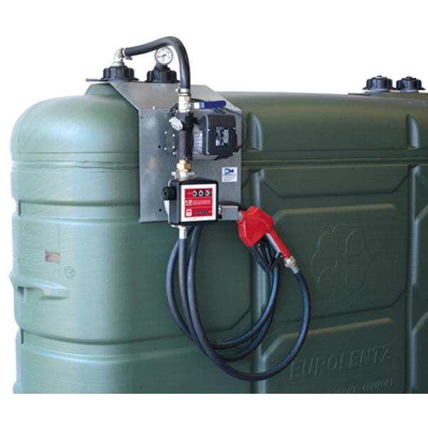 Equipo suministro gassoil 21208 BOMBAS METAL