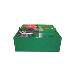 Depósito para transporte de gasoil homologado ADR- GRG verde