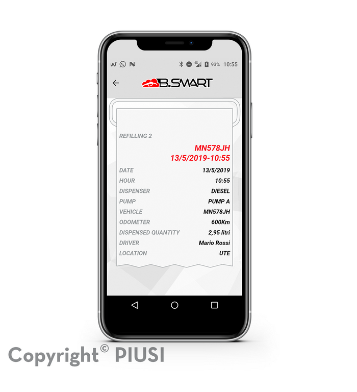 piusi-B-smart-software